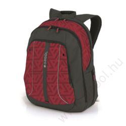 Gabol Nexus Iskolai hátizsák piros színben