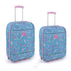 Lulu kabin méretű textil bőrönd