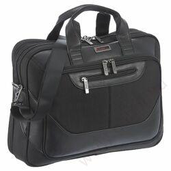 Activity irat és laptoptartó táska fekete színben