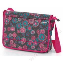 Blossom irattartó táska iskolásoknak