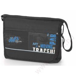 Parkour irattartó táska iskolásoknak
