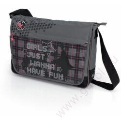 Craze irattartó táska iskolásoknak