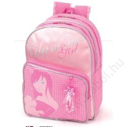 Glamour iskolai hátizsák
