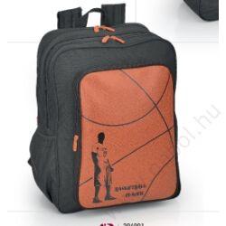 Basket iskolai hátizsák