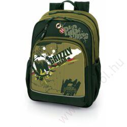 Grizzly iskolai hátizsák