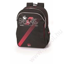 Street Basket iskolai hátizsák
