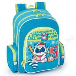Beisbol kisebb méretű iskolai hátizsák