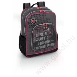 Craze kisebb méretű iskolai hátizsák