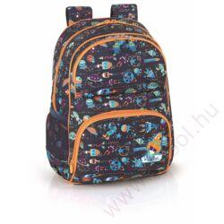 Cosmos kisebb méretű iskolai hátizsák