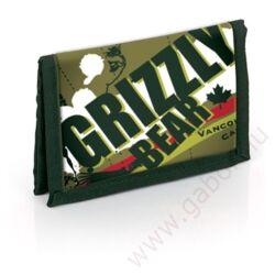 Grizzly pénztárca
