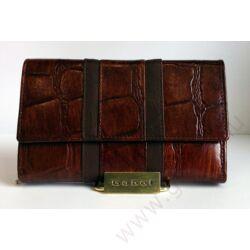 Gabol Sicilia bőr pénztárca barna színben