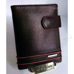 Gabol Trastevere bőr pénztárca barna színben
