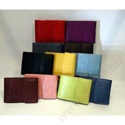 Gabol Ula bőr pénztárca farmerkék színben