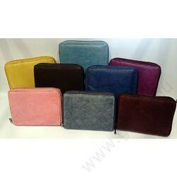 Gabol Ula bőr pénztárca rózsaszín színben