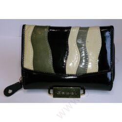 Gabol Génova női bőr pénztárca zöld színben