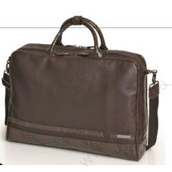 Capri irattartó táska barna színben