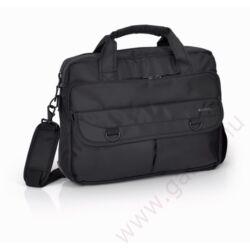 Ciber irattartó táska és notebooktáska fekete színben
