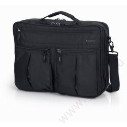 Ciber irattartó táska és notebooktáska sötétszürke színben