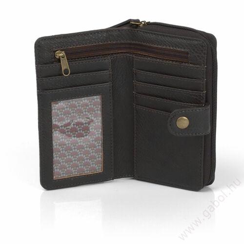 Creta pénztárca - Műbőr pénztárcák hölgyeknek - Gabol Táska - Bőrönd ... 8bae464ecf