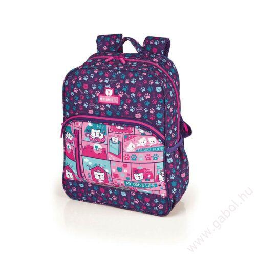 Gabol Cats Iskolai kisméretű hátizsák - Kisméretű iskolai hátizsák ... f7453ae50d