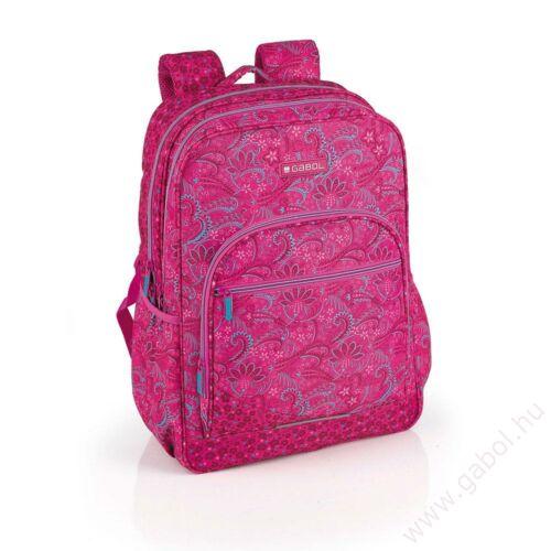 32e61cd02014 Gabol Style Iskolai hátizsák - Iskolai hátizsák lányoknak - Gabol ...