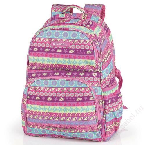 Gabol Nice Iskolai kisméretű hátizsák - Kisméretű iskolai hátizsák ... 2d39eb56f7