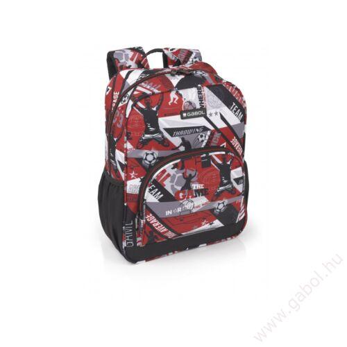 746830a89ff7 Gabol Game Iskolai kisméretű hátizsák - Kisméretű iskolai hátizsák ...