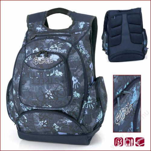 Bronx nagyméretű hátizsák - Iskolai hátizsák fiúknak - Gabol Táska ... 5f8087a442
