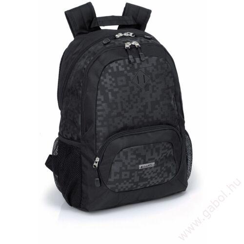 03aaca38005c Trek iskolai hátizsák lila lila színben - Iskolai hátizsák lányoknak ...