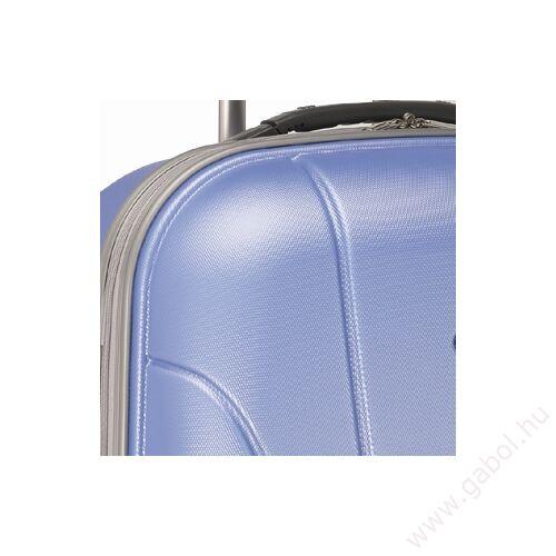 6c2084a7b32d Superlight bőrönd kabin méret világoskék színben - Kemény bőrönd ...