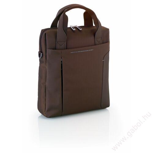 Kép 1 2 - Logic irattartó táska és laptop táska csokoládébarna színben 7888779bfb