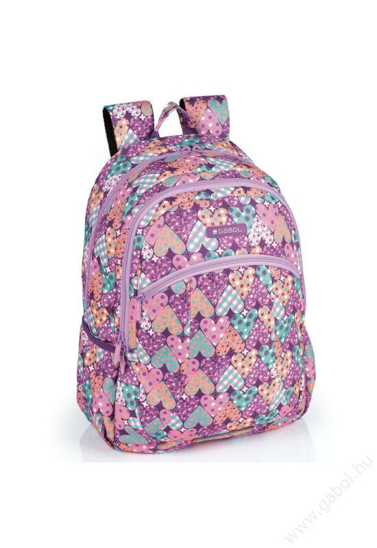 Gabol Love Iskolai hátizsák