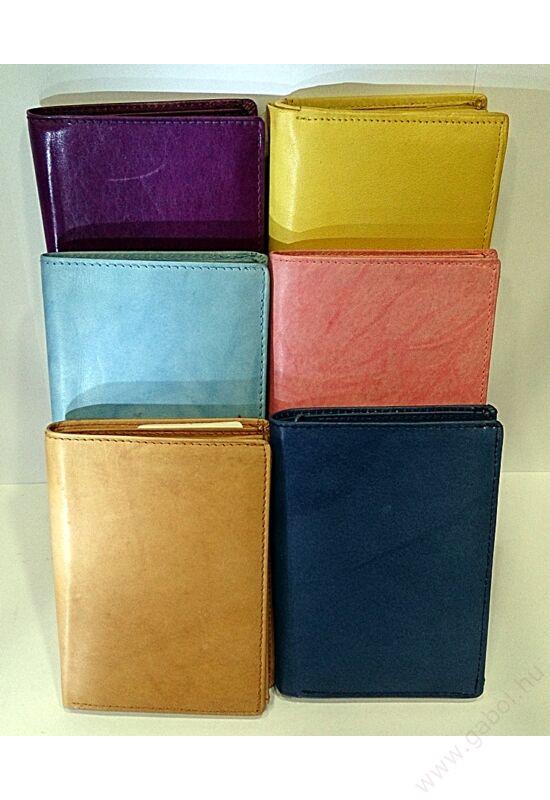 Gabol Ula bőr pénztárca világoskék színben
