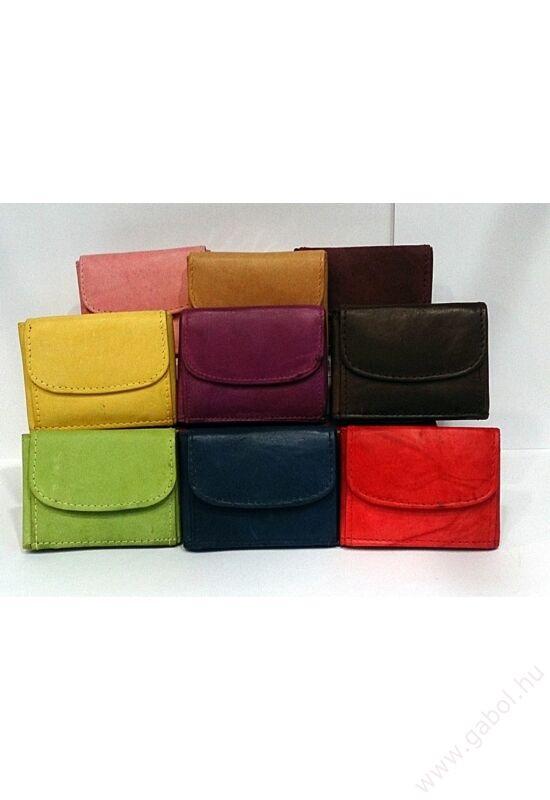 Gabol Ula bőr pénztárca drapp színben
