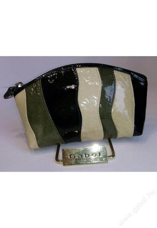 Gabol Génova női bőr pénztárca piros színben