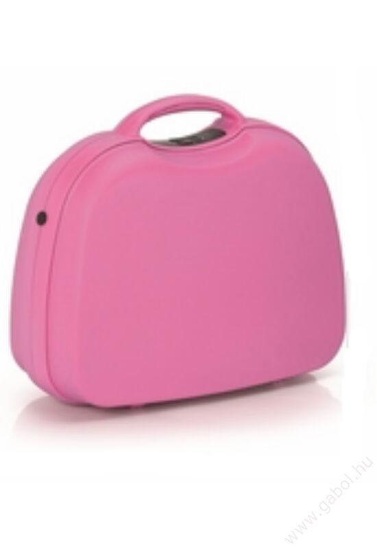 Ireland kozmetikai táska pink pink színben