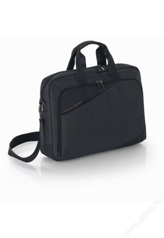 Femme irattartó táska és notebooktartó táska fekete színben