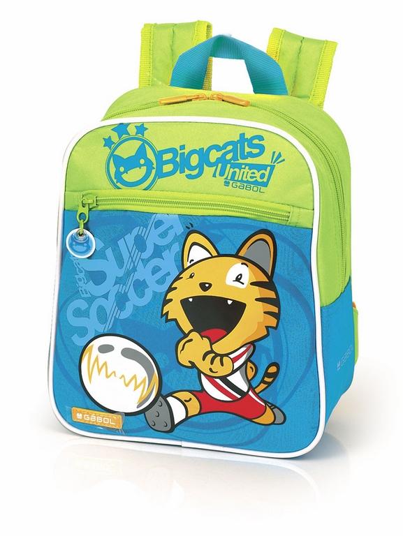 Bigcats szabadidős hátizsák - Kisméretű szabadidős hátizsák - Gabol Táska -  Bőrönd b04802d520